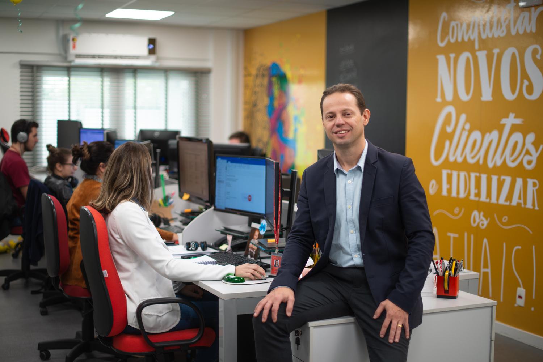 Marcio Tomelin, Diretor de Produto e Mercado da W